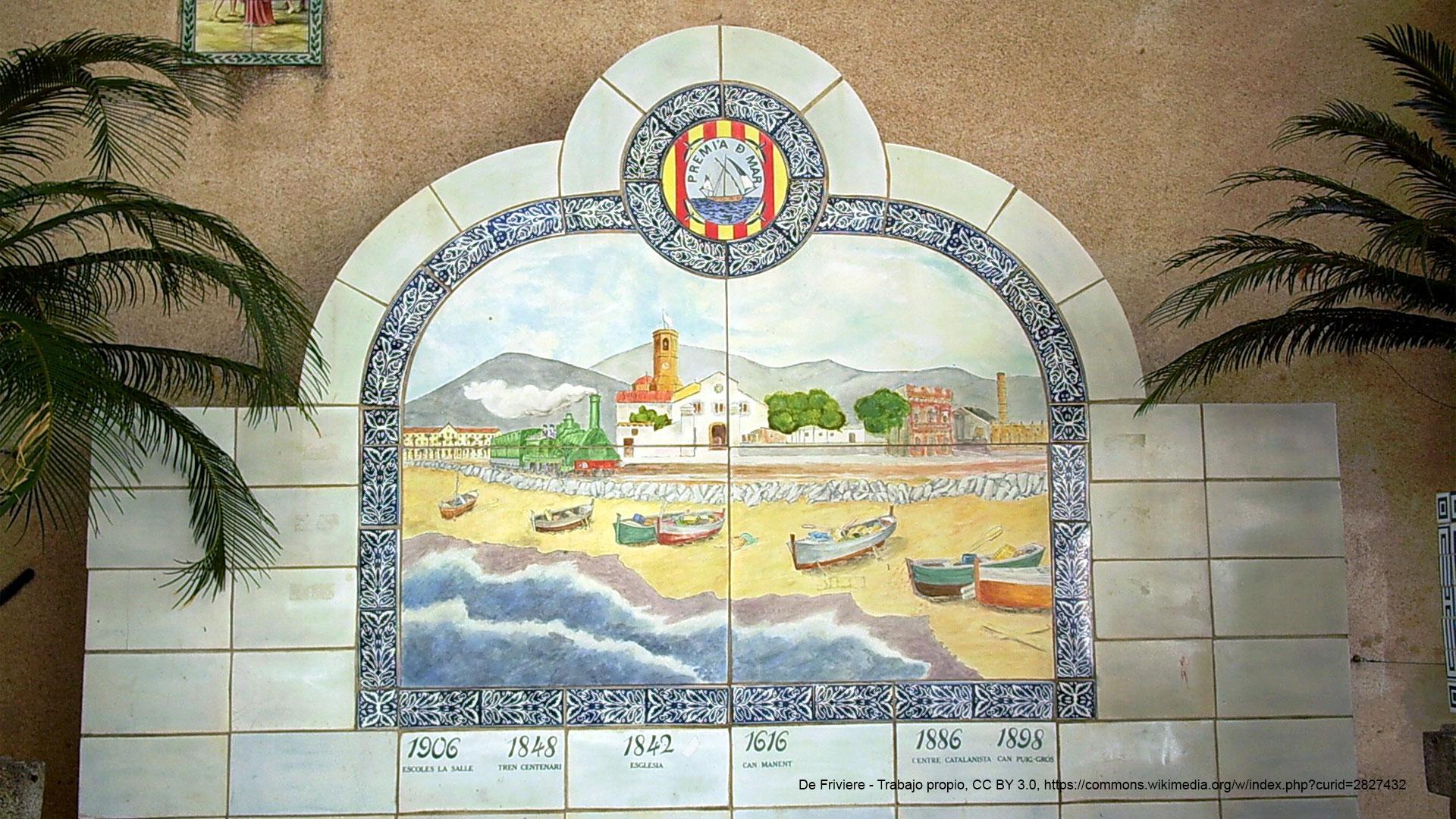 Mudanzas en Premià de Mar