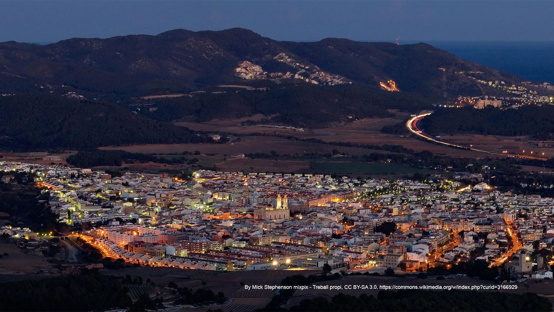 Mudanzas en Sant Pere de Ribes