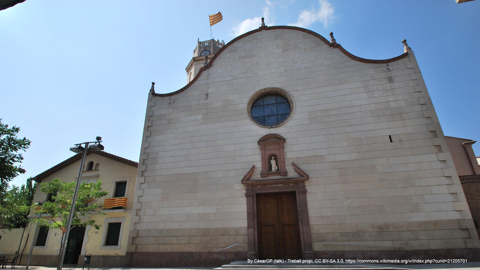Mudanzas en Sant Vicenç dels Horts