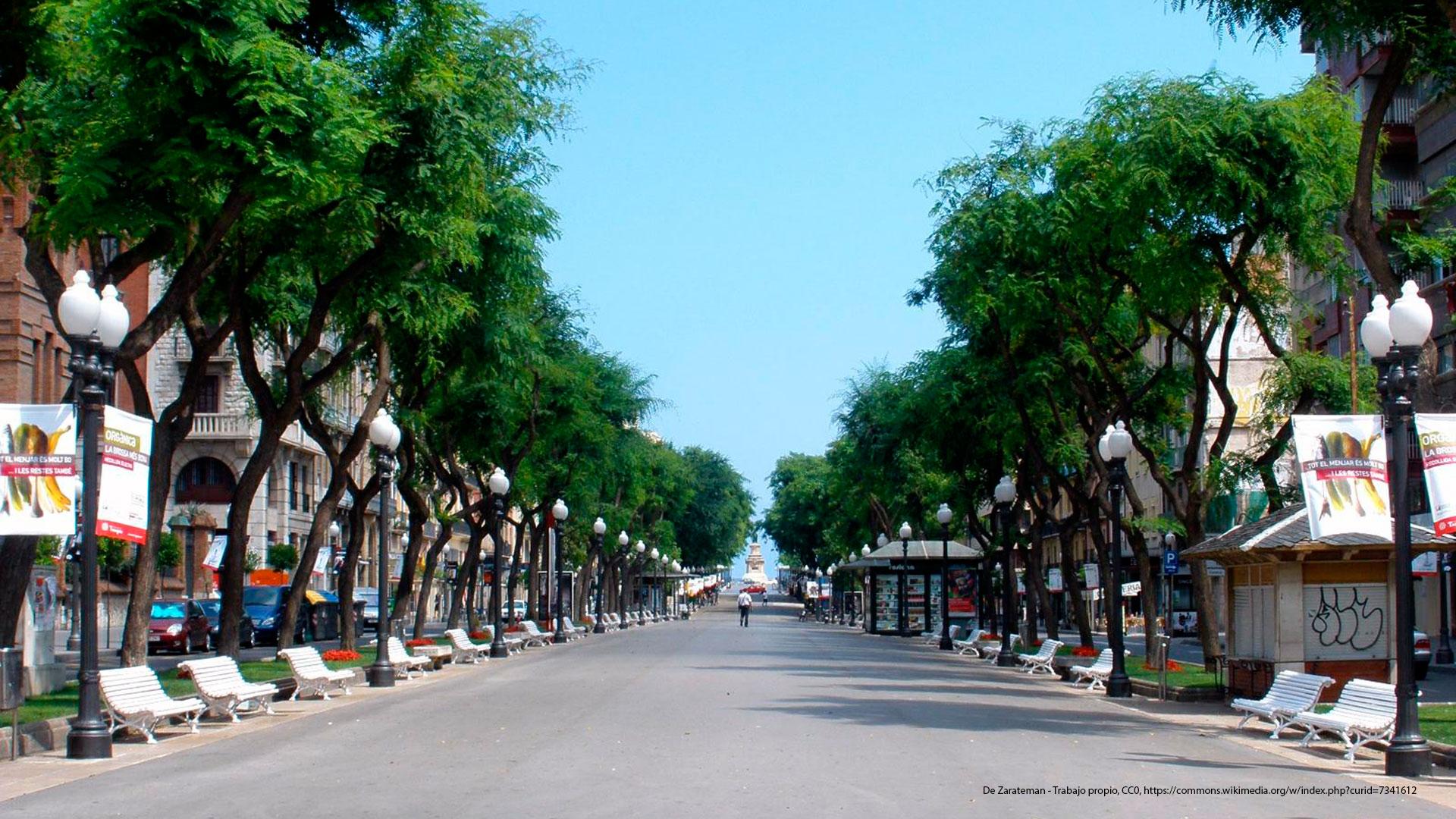 Mudanzas en Tarragona